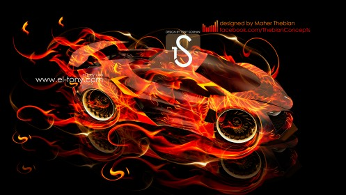 Lamborghini-Sinistro-designed-by-Maher-Thebian-Fire-Car-Wallpapers-by-Tony-Kokhan-[www.el-tony.com]