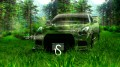 Nissan-GTR-R35-Crystal-Car-2013-Nature-Forest-HD-Wallpapers-by-Tony-Kokhan-[www.el-tony.com]