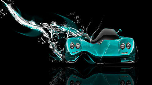 Pagani-Zonda-C12-Fantasy-Water-Plastic-Car-2014-Azure-Neon-HD-Wallpapers-design-by-Tony-Kokhan-www.el-tony.com_ (1)