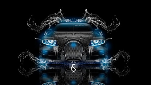 Bugatti-16C-Galibier-Water-Car-2013-Blue-Neon-HD-Wallpapers-by-Tony-Kokhan-[www.el-tony.com]