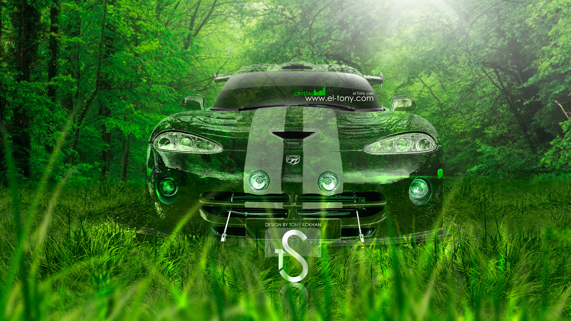 Dodge Viper Fantasy Snake Car 2013 ...