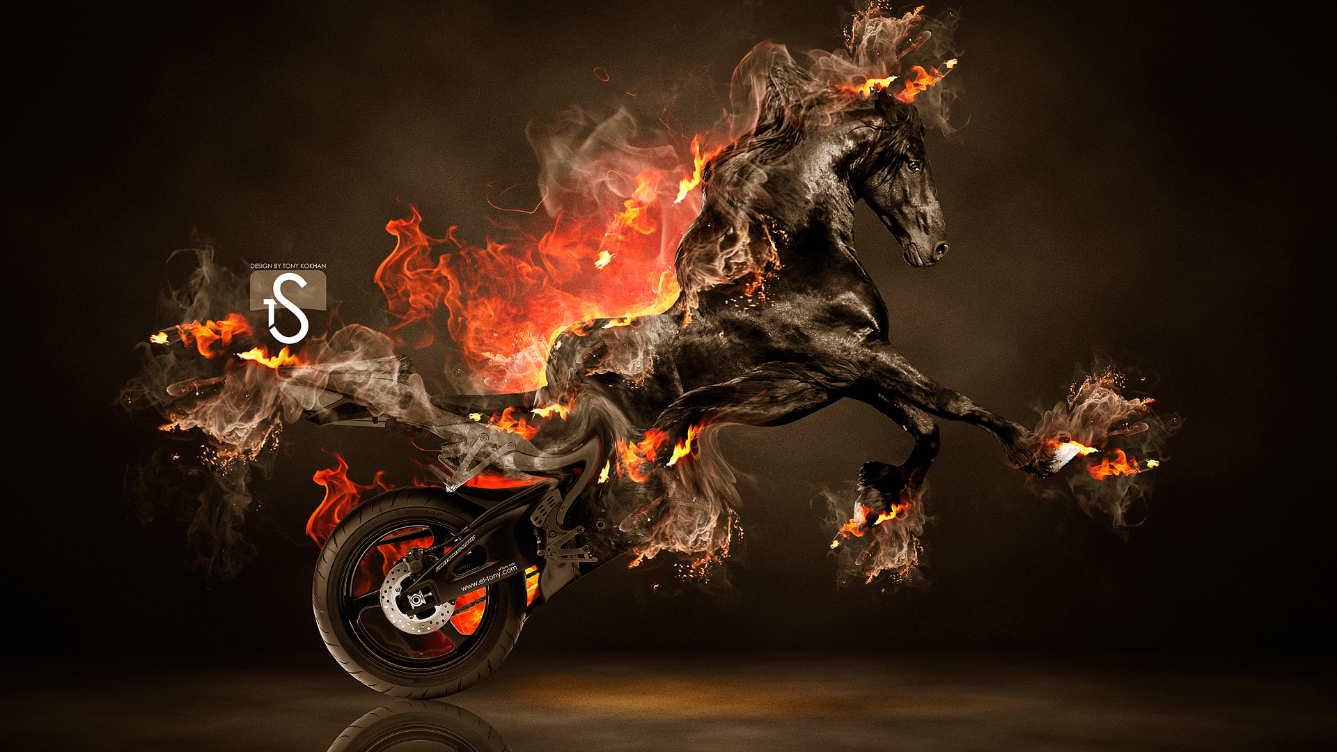 ducati diavel tiger fire - photo #3