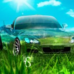 Honda S2000 Crystal Nature Car 2013