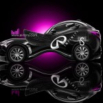 Infiniti FX35 Baseball Fantasy Car 2013