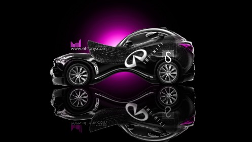 Infiniti-FX35-Baseball-Fantasy-Car-2013-Pink-Neon-HD-Wallpapers-by-Tony-Kokhan-[www.el-tony.com]