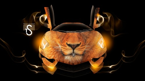 Lamborghini-Aventador-King-Lion-Car-2013-HD-Wallpapers-by-Tony-Kokhan-[www.el-tony.com]