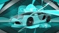 Lamborghini-Aventador-Super-Abstract-Turquoise-Car-2013-design-by-Tony-Kokhan-[www.el-tony.com]