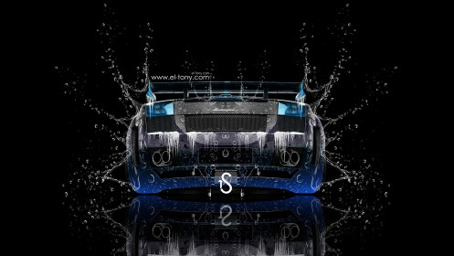 Lamborghini-Gallardo-Back-Water-Car-JDM-Blue-Neon-2013-HD-Wallpapers-by-Tony-Kokhan-[www.el-tony.com]
