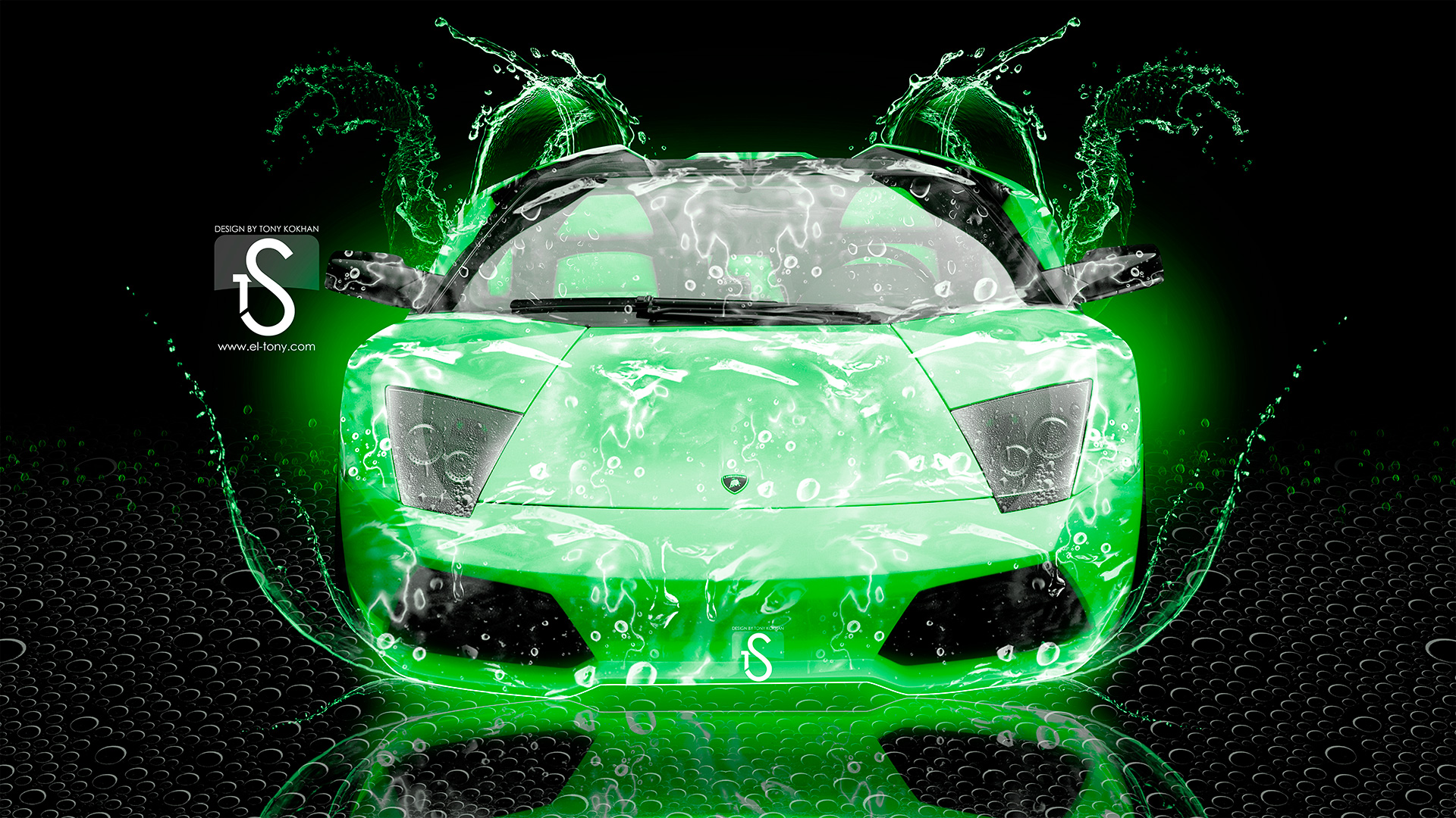 Lamborghini Murcielago Water Car 2013 El Tony