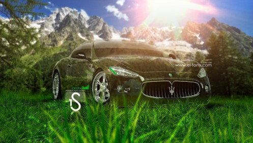 Maserati-Granturismo-Crystal-Car-2013-Front-HD-Wallpapers-design-by-Tony-Kokhan-[www.el-tony.com]