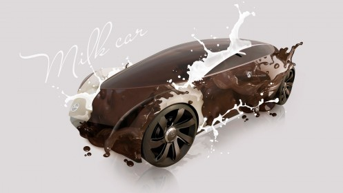 Mazda-Nagare-Milk-Chocolate-Mix-Photoshop-Car-2013-by-Tony-Kokhan-[www.el-tony.com]