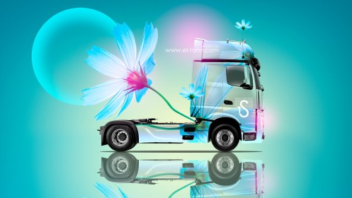 Mercedes-Benz-Actros-IV-Fantasy-Flowers-2013-HD-Wallpapers-design-by-Tony-Kokhan-[www.el-tony.com]
