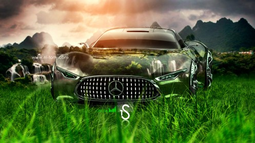 Mercedes-Benz-Vision-Gran-Turismo-Crystal-Nature-Car-2013-by-Tony-Kokha-[www.el-tony.com]