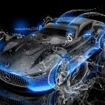 Mercedes Benz Vision Gran Turismo v2 Water Car 2013