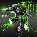 Monster Energy Fantasy Moto Acid 2013