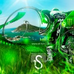 Monster Energy Motocross Biker Fantasy 2013