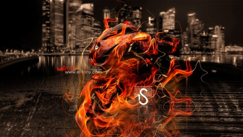 Moto-Ducati-999-Fire-City-Car-2013-HD-Wallpapers-design-by-Tony-Kokhan-[www.el-tony.com]