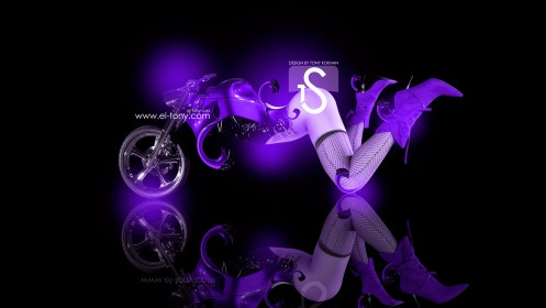 Moto-Erotica-Violet-Style-Sexy-Girl-Fantasy-2013-HD-Wallpapers-design-by-Tony-Kokhan-[www.el-tony.com]
