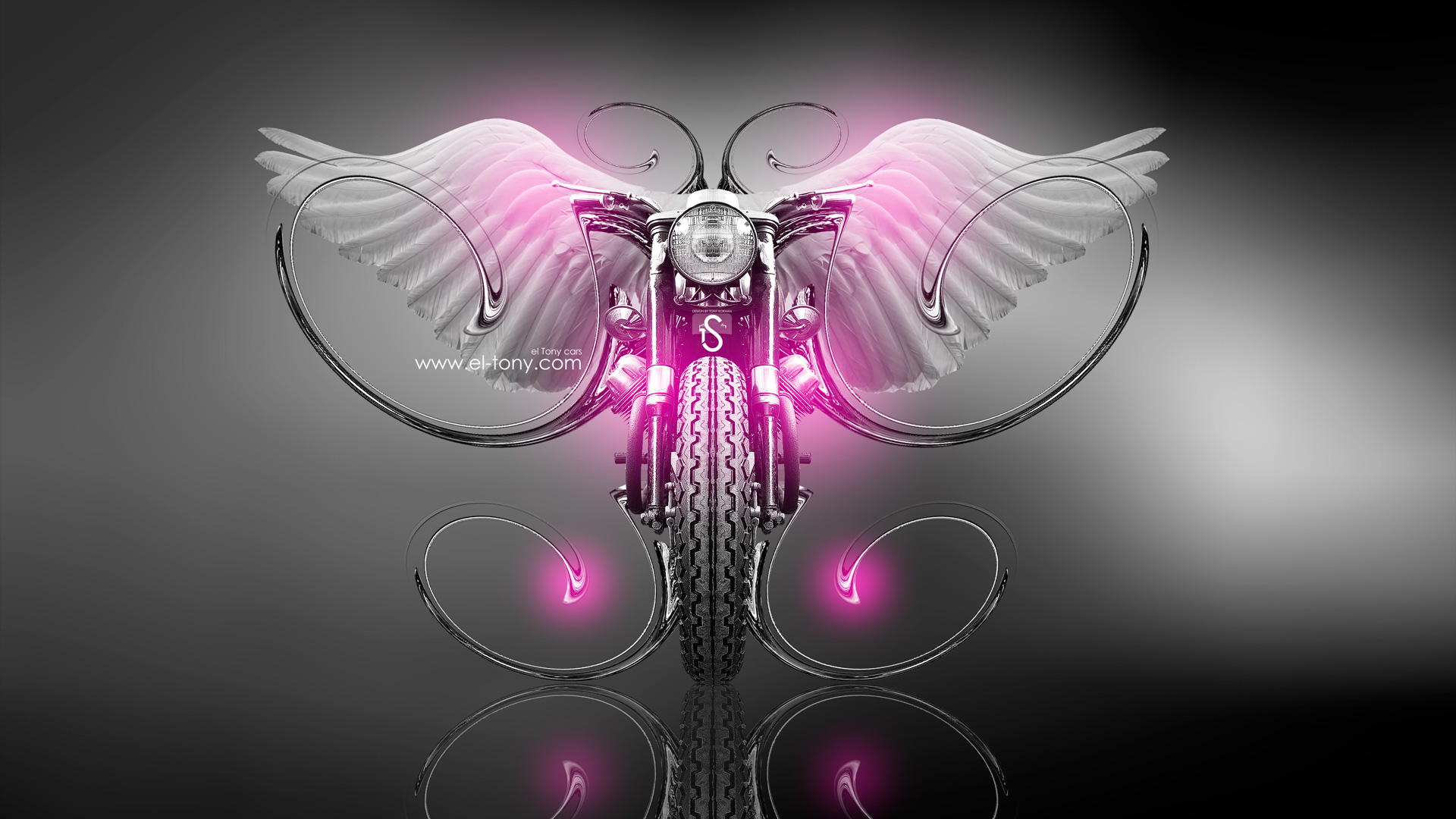 High Quality Superbe Moto Guzzi Fantasy Fly 2013 Pink Neon HD