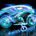Gentil ... Moto Super Abstract Speed 2013
