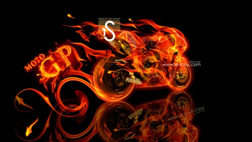 Moto-Suzuki-GSV-R-MotoGP-Fire-Car-2013-HD-Wallpapers-design-by-Tony-Kokhan-[www.el-tony.com]