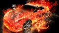 Nissan-GTR-R35-Fire-Abstract-Car-2013-Up-View-HD-Wallpapers-by-Tony-Kokhan-[www.el-tony.com]