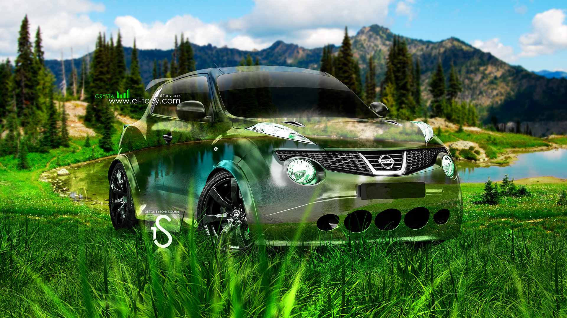 Genial Nissan Juke R Crystal Nature Car 2013 HD