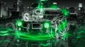 Pontiac-Trans-1972-Water-Muscle-Car-2013-Green-HD-Wallpapers-design-by-Tony-Kokhan-[www.el-tony.com]
