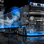 Scania R620 Fantasy Nixie City 2013