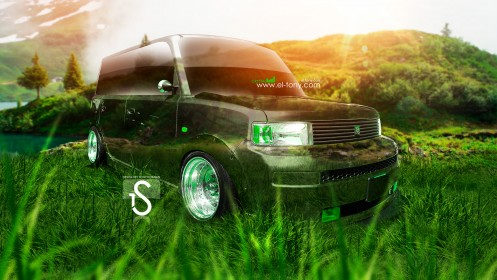 Scion-XB-Crystal-Nature-Car-2013-HD-Wallpapers-design-by-Tony-Kokhan-[www.el-tony.com]