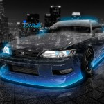 Toyota Mark 2 JDM Crystal City Car 2013