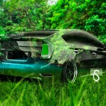 Toyota Prius Hybrid Tuning Crystal Nature Car 2013