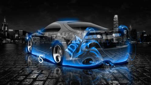 Toyota-Supra-JDM-VeilSide-Blue-Fire-Crystal-Car-2013-design-by-Tony-Kokhan-[www.el-tony.com]