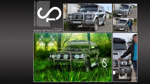 el-Tony-Cars-Services-2013-Mitsubishi-Pajero-Before-After-design-by-Tony-Kokhan-[www.el-tony.com]
