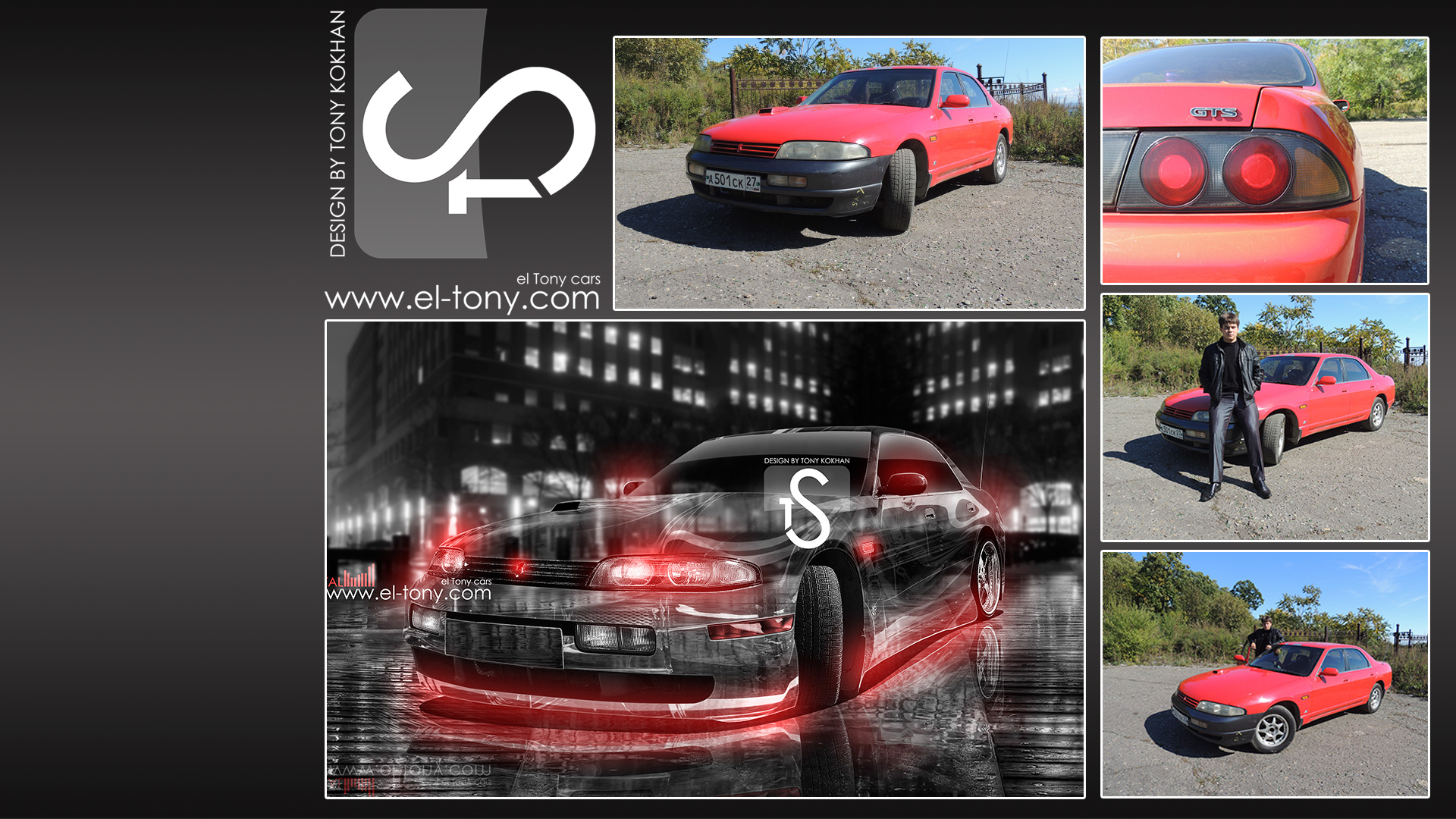 Charming El Tony Cars Services 2013 Nissan Skyline Before