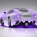 Alfa Romeo Disco Volante Fantasy Flowers Car 2013