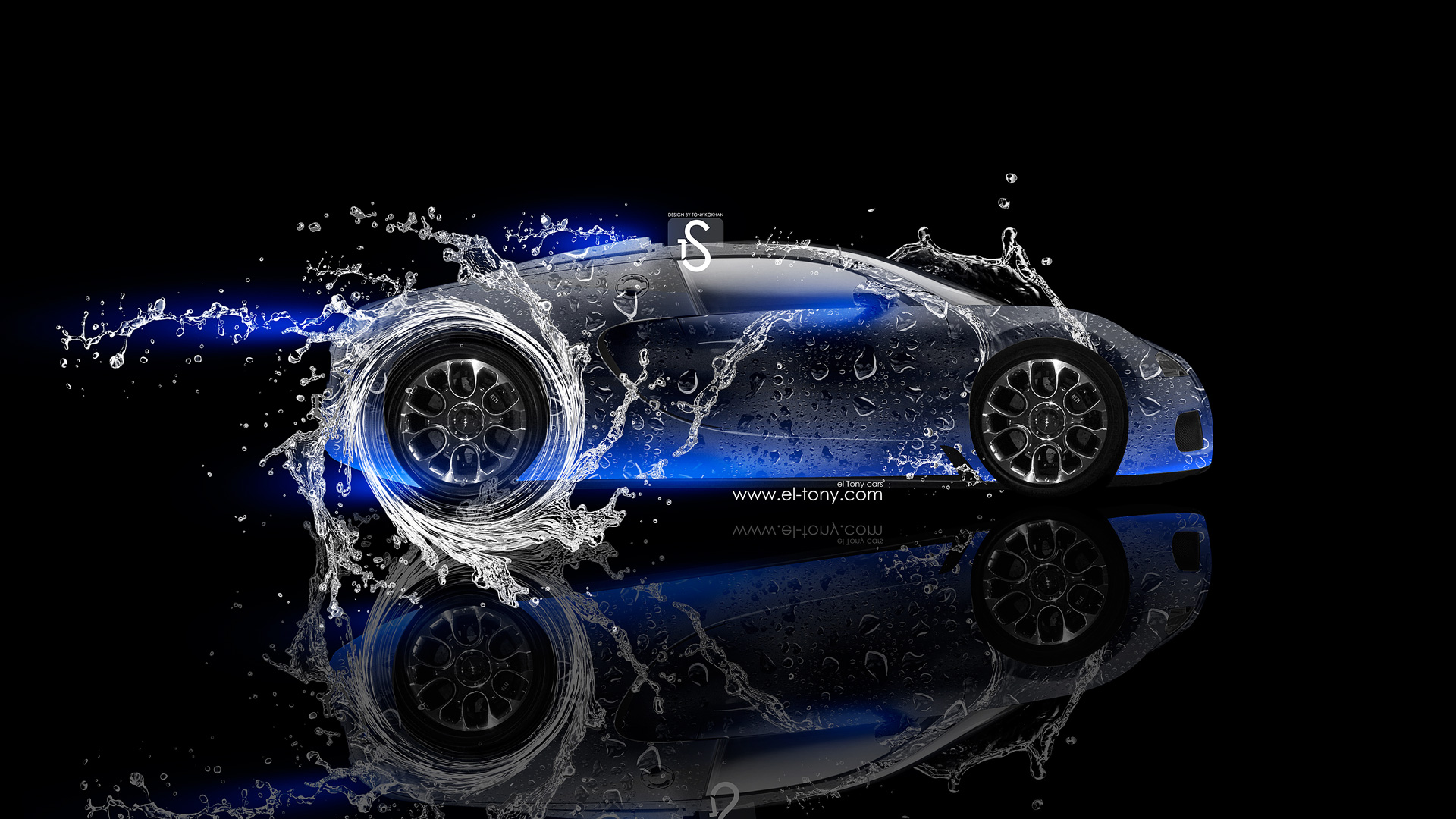 Bugatti Veyron Super Water Car 2013