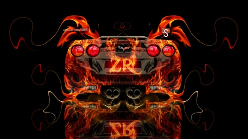 Chevrolet-Corvette-ZR1-Fire-Abstract-Car-2013-HD-Wallpapers-design-by-Tony-Kokhan-[www.el-tony.com]