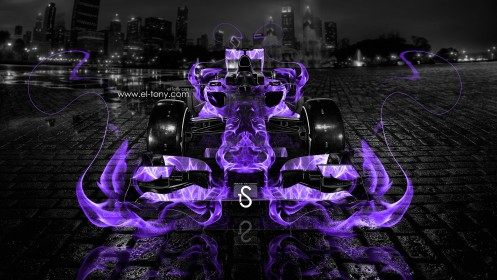F1-Formula-1-Violet-Fire-City-Car-2013-HD-Wallpapers-design-by-Tony-Kokhan-[www.el-tony.com]