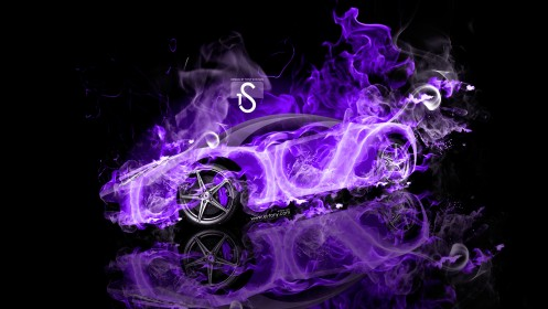 Ferrari-Italia-Violet-Fire-Abstract-Car-2013-HD-Wallpapers-design-by-Tony-Kokhan-[www.el-tony.com]