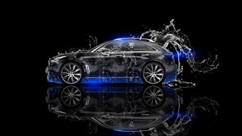 Infiniti-FX35-Water-Car-2014-Blue-Neon-HD-Wallpapers-design-by-Tony-Kokhan-[www.el-tony.com]