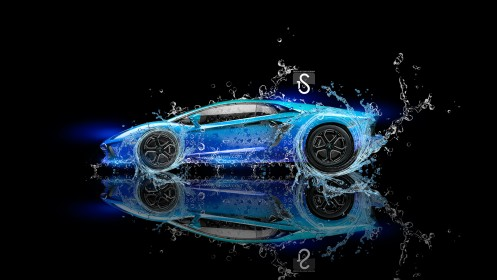 Lamborghini-Aventador-Super-Water-Car-2013-HD-Wallpapers-design-by-Tony-Kokhan-[www.el-tony.com]