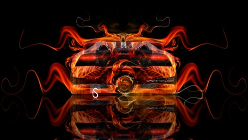 Lamborghini-Sesto-Elemento-Back-Fire-Abstract-Car-2013-HD-Wallpapers-by-Tony-Kokhan-[www.el-tony.com]