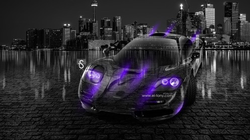 McLaren-F1-Crystal-City-Car-2013-Violet-Neon-design-by-Tony-Kokhan-[www.el-tony.com]
