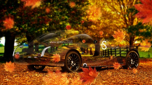 Morgan-Aeromax-Retro-Crystal-Nature-Autumn-Car-2013-by-Tony-Kokhan-[www.el-tony.com]