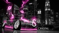 Nissan-350Z-Crystal-Pink-Neon-Car-City-2013-design-by-Tony-Kokhan-[www.el-tony.com]