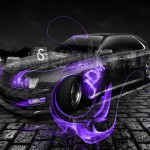 Nissan Cedric JDM Crystal Fire Car 2013