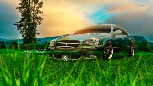 Nissan-Cima-JDM-Crystal-Nature-Car-2013-HD-Wallpapers-design-by-Tony-Kokhan-[www.el-tony.com]