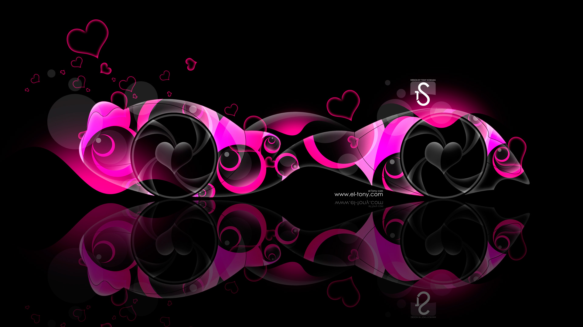 Lovely TS V3 Love Pink Photoshop Car 2013 HD