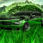 Toyota Altezza JDM Crystal Nature Car 2013